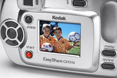 KODAK EASYSHARE CX7310 TREIBER WINDOWS XP