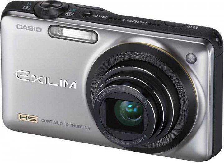 Цифровые фотоаппараты Casio: купить фотоаппарат Casio