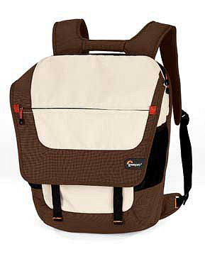 Lowepro Backpack Factor je stylový batoh na notebook a příslušenství. Batohy  řady Factor jsou pohodlné 1f19678091