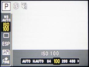 Recenze Olympus mju  5000   Menu a rychlost  801d7f0153