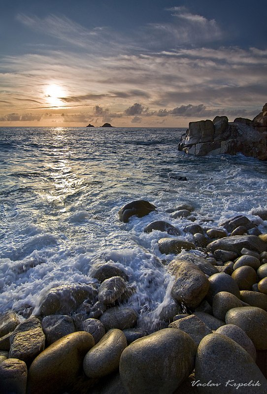 Tvorba Cornwallu